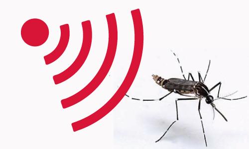 L'ultrason éloigne les moustiques sans les éliminer
